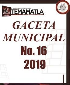 GACETA 16