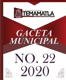 GACETA 22