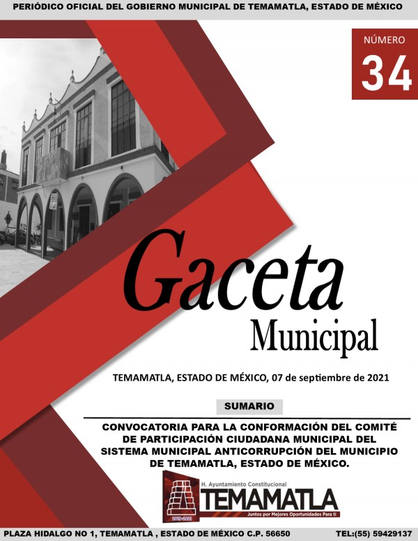 GACETA 34